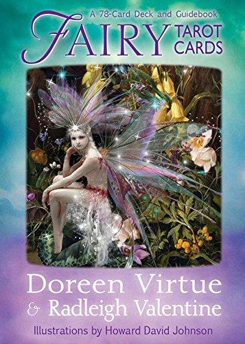 Fairy Tarot Cards ( 78 Cards + Guidebook )