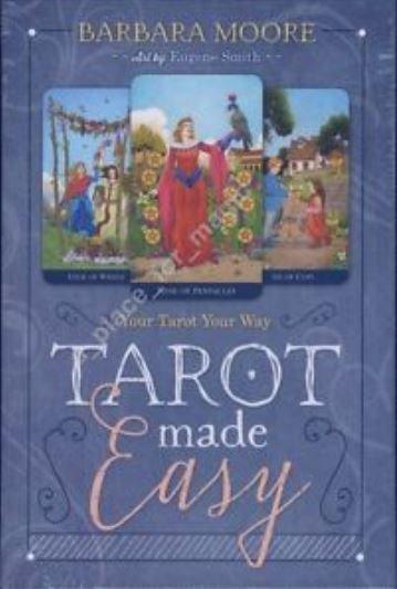 Tarot Made Easy ( 78 Cards + Guidebook )