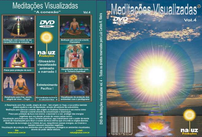 MEDITAÇÕES VISUALIZADAS VOL. 4