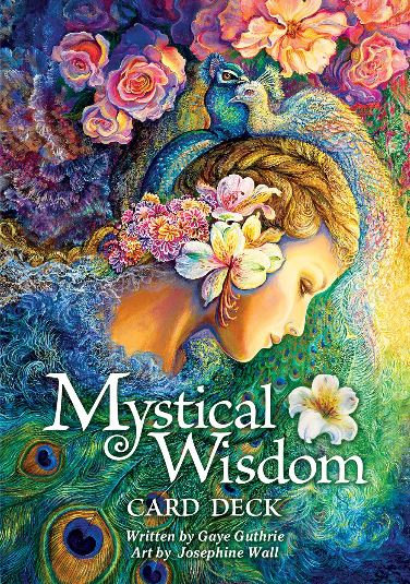 Mystical Wisdom (46 Cards+ Guide Book )