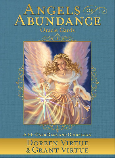 Angels of Abundance ( 44 Cards + Guidebook )