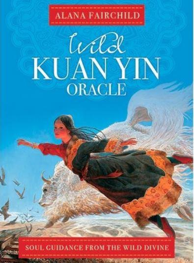 Wild Kuan Yin Oracle - Edição bolso
