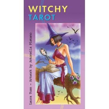 Witchy Tarot - Tarô das Bruxas - Edição de Bolso