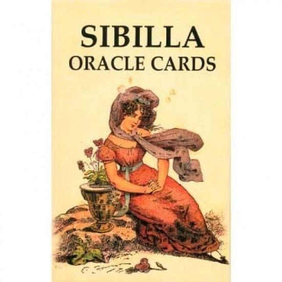 Sibilla Oracle Cards - Sibilla Indovina - Edição bolso