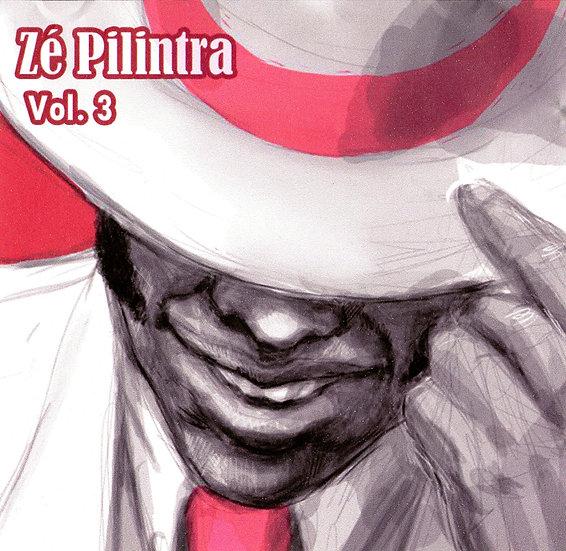 CD ZÉ PILINTRA Vol. 3