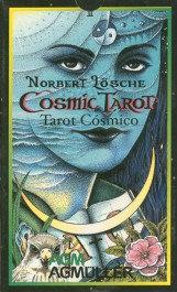 Cosmic Tarot Deck ( English )