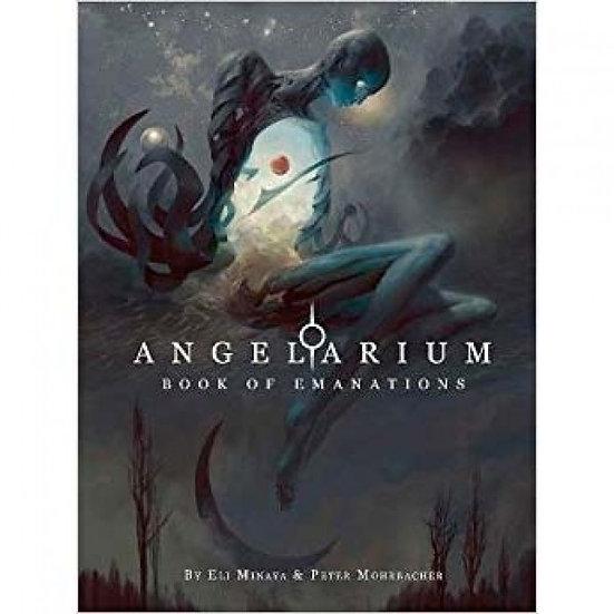 Angelarium  Oracle Cards ( 33 Cartas & Guidebook )