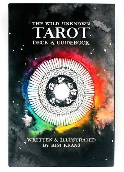 The Wild Unknown Tarot - Edição Bolso