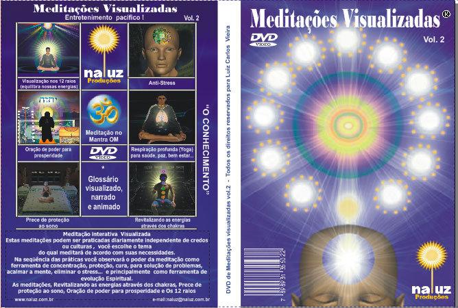 MEDITAÇÕES VISUALIZADAS VOL. 2