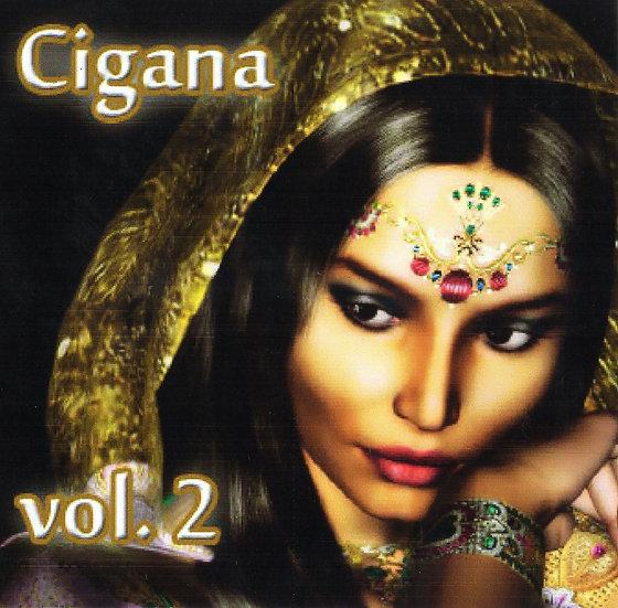 CD CIGANA Vol. 2