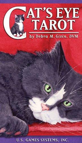 Cat's eye Tarot