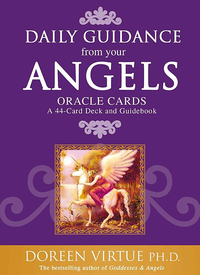 Daily Guidance from your Angel ( 44 cards + Guidebook)