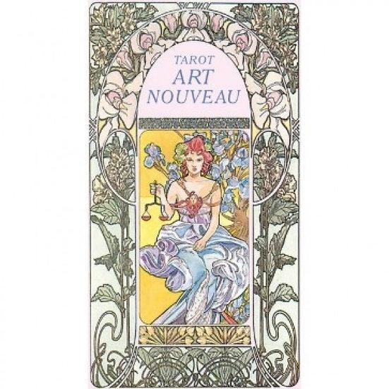 Tarot Art Nouveau - Arcanos Maiores