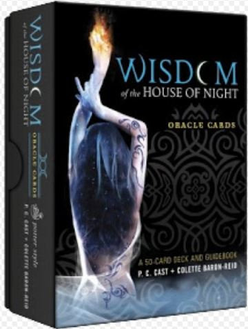 Sabedoria da Casa da Noite Oracle Cards