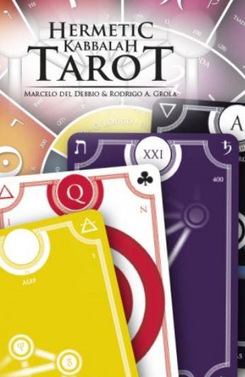 Hermetic Kabbalah Tarot
