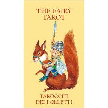 Fairy Tarot - Tarô das Fadas - Edição de Bolso