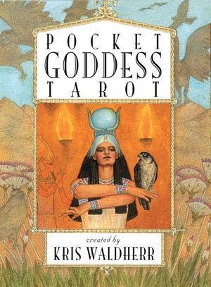 Goddess Tarot - Pocket Edition