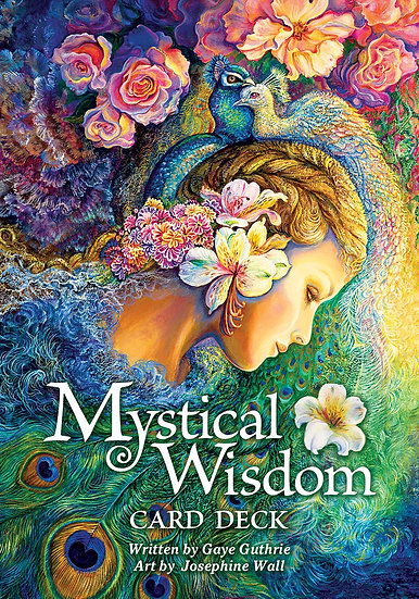 Mystical Wisdom (46 Cards+ Guide Book )