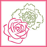 Logo Rose & Chou Micro-crèche à Rosheim