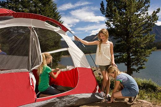 Camping Lake Louisa State Park