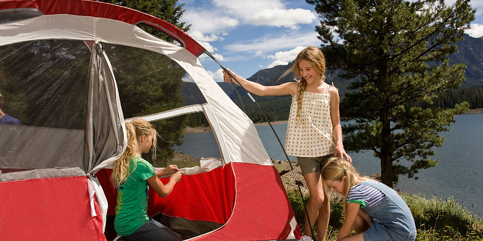 Youth Event: Camping Trip