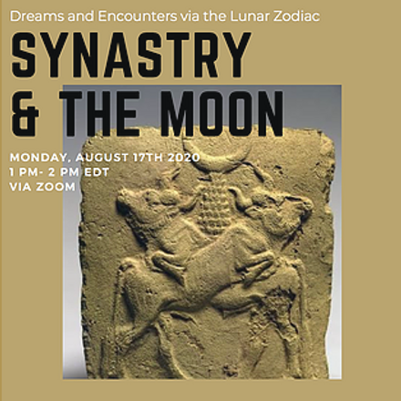 Synastry & The Moon