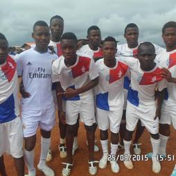 Finale coupe Socoopagagny LE PLAISIR FC.