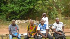 Un tour a Gagnoa au centre de formation