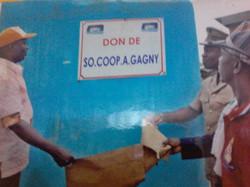 Socoopagagny pompe de Gagny
