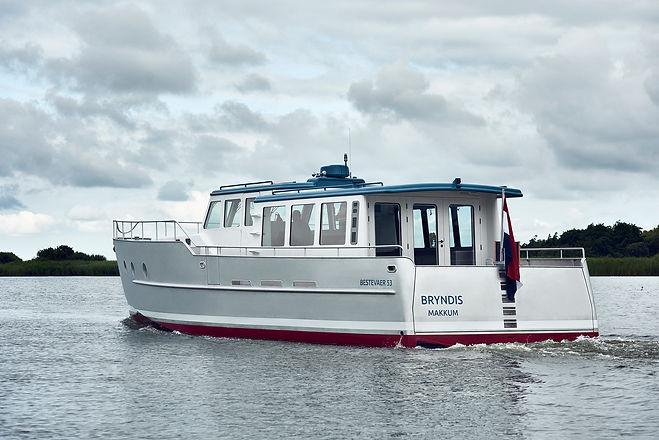 Bestevaer 53_Motor Yacht_Bryndis_exterio