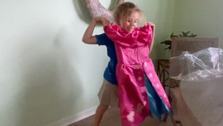 Heidi from Florida receives a special package from Poppy & Posie!