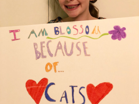 Meet Our Blossom Kid of the Month... Lucy!