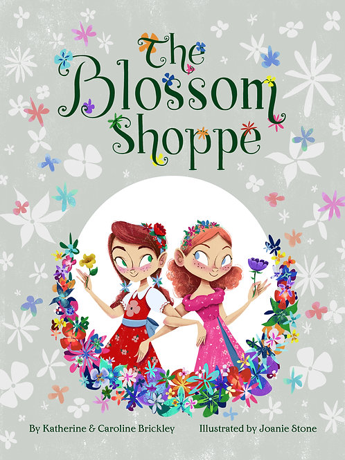 The Blossom Shoppe E-Book