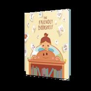 The Friendly Bookshelf Cover Mockup (Jun