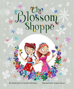 The Blossom Shoppe Picture Book Cover.pn