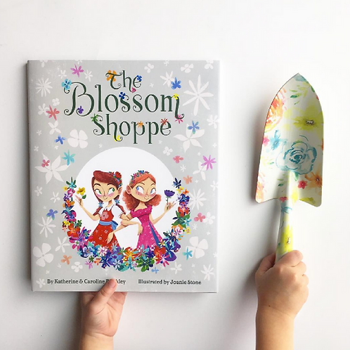 """""""The Blossom Shoppe"""" (Hardcopy)"""