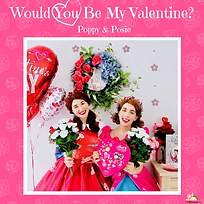 Would You Be My Valentine_ Album Cover.p