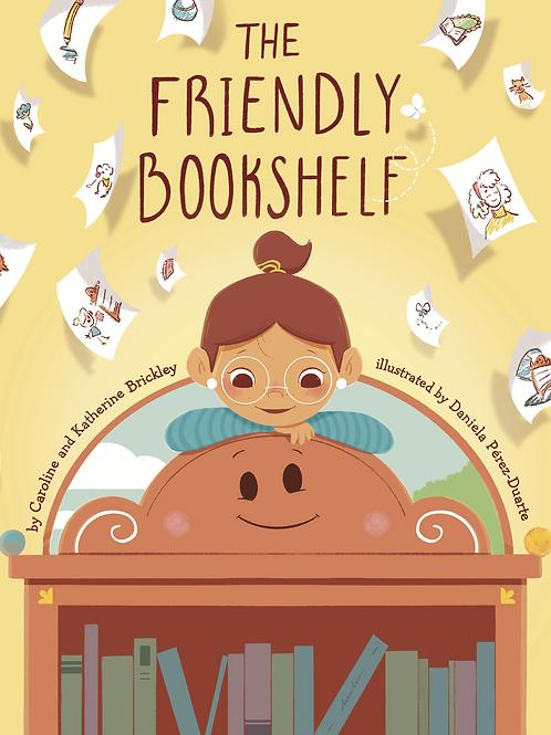 The Friendly Bookshelf (Ebook)