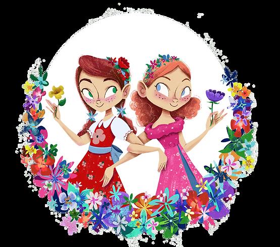 The BlossomShoppe Poppy & Posie Logo.png