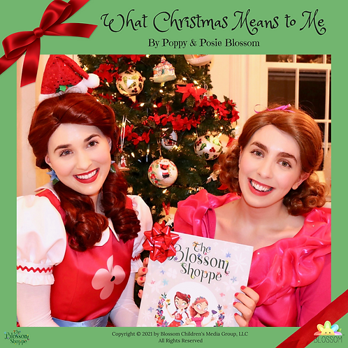 What Christmas Means to Me (Deluxe Download)