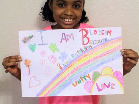 Meet Brianni: Our Blossom Kid for the month of January!