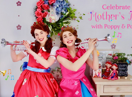 Celebrate Mother's Day with Poppy & Posie!