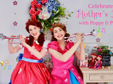 Celebrate Mother's Day with Poppy & Posie!