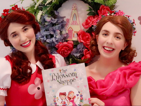 """The Blossom Shoppe"" YouTube Read Aloud - Coming Soon!"