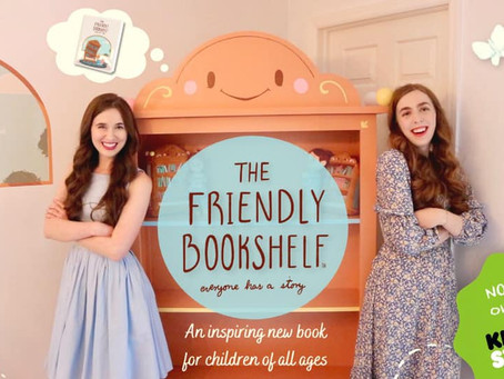 The Friendly Bookshelf Kickstarter Pre-Launch Page is Now Live!