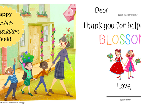 Happy Teacher Appreciation Week! -- Celebrate by Printing out and Sharing This Special Printable &qu