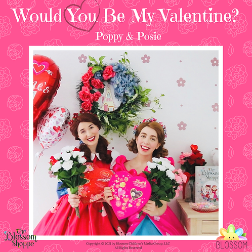 Would You Be My Valentine? (Deluxe Download)