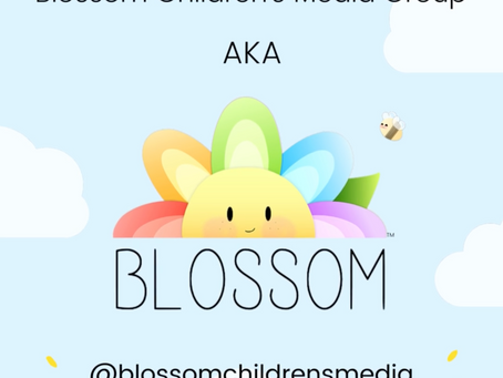 New Name, Same Mission - Blossom Children's Media Group!