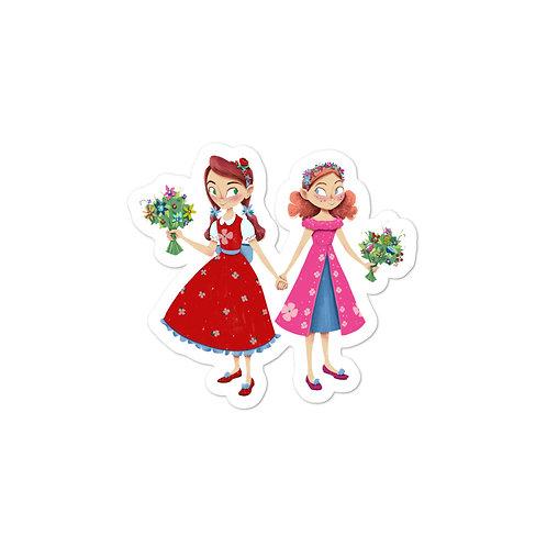 Poppy & Posie Blossom Sticker