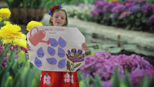 Heidi from Florida becomes a Blossom Buddy!